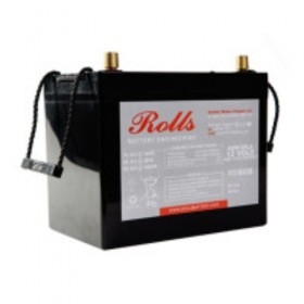 Rolls 12V R12-80AGM Deep Cycle Battery